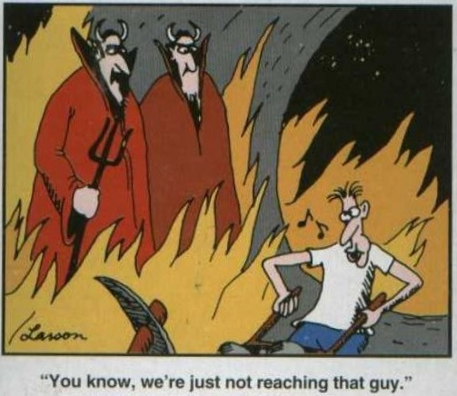 Gary Larson Far Side