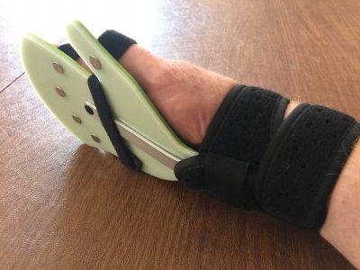 Fingerboard With Wrist- Bottom
