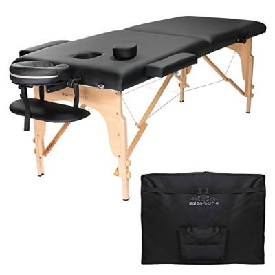 Saloniture Folding Massage Table
