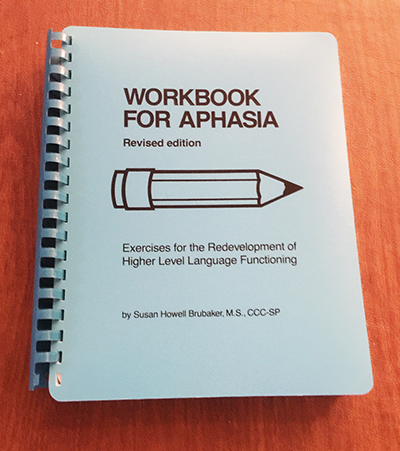 Aphasia Workbook