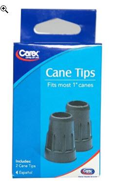 Carex Cane Tips